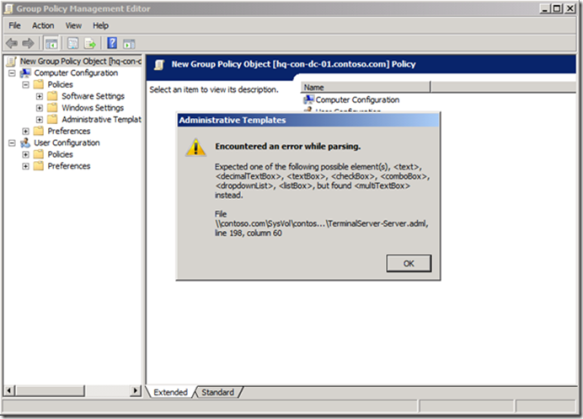 Group Policy | Esoteric I T
